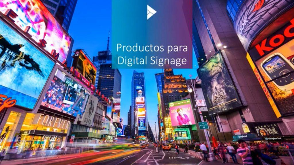 Webinar - Digital Signage